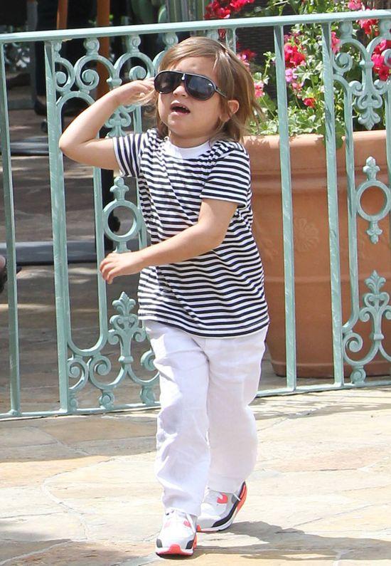 Były chłopak Kourtney Kardashian: To ja jestem ojcem Masona!
