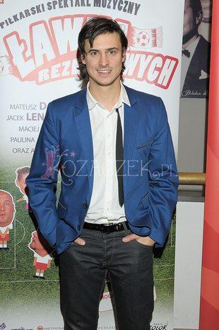 Mateusz Damięcki piłkarzem (FOTO)