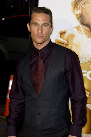 McConaughey cuchnie