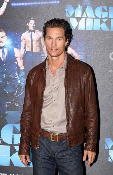Co się stało z Matthew McConaughey'em?