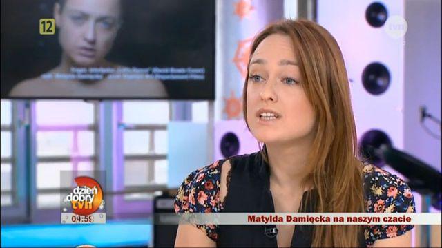 Dami�cka: Jestem antychrystem, bierzmowania nie przyj�am