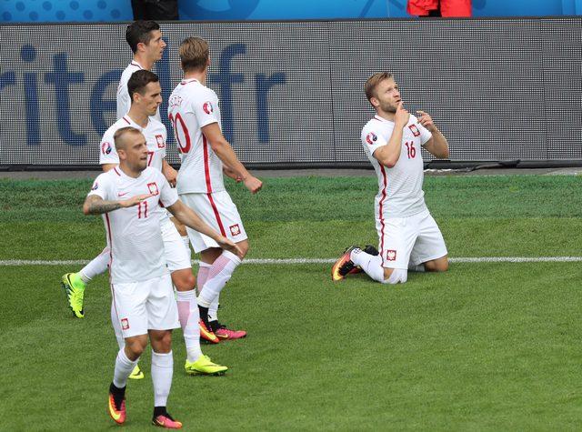 POLSKA W ĆwiERĆFINALE EURO 2016! (FOTO)