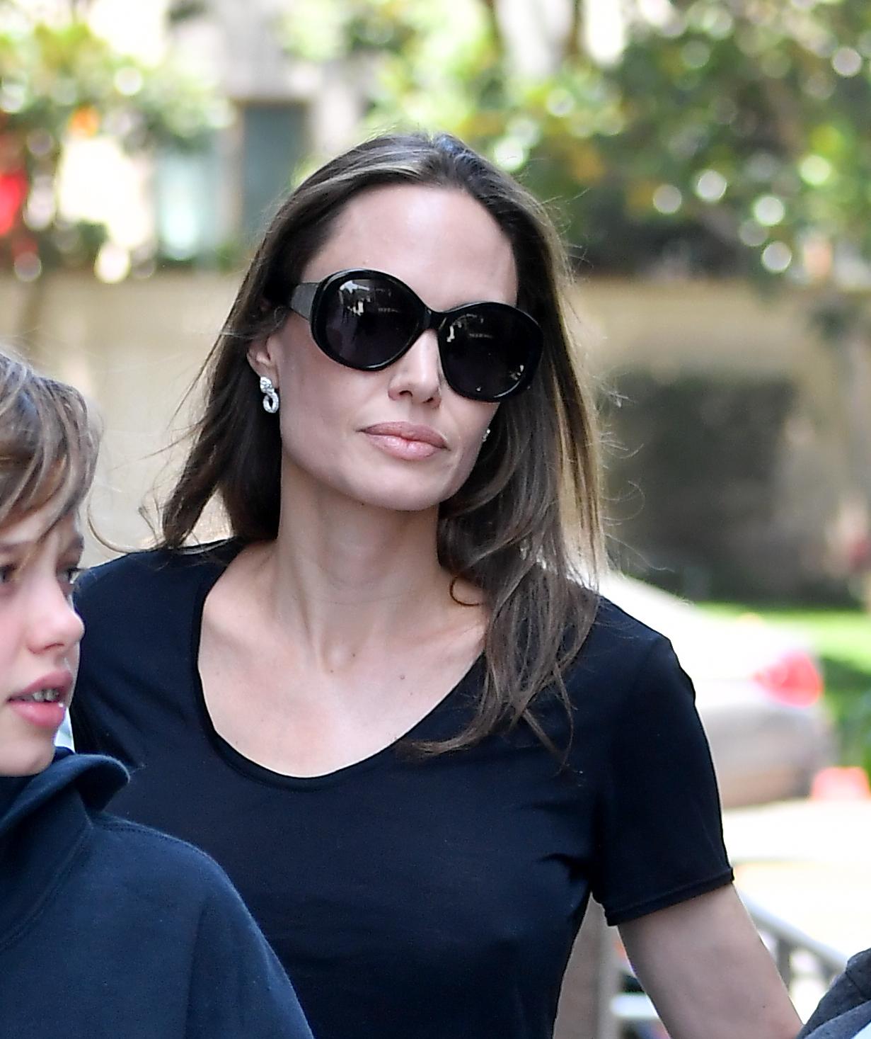Angelina przeżywa prawdziwe PIEKŁO. Aktorka bankrutuje!
