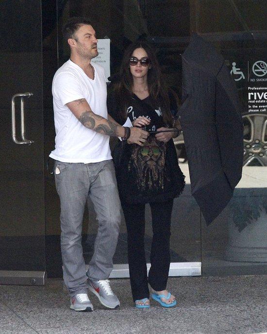 Megan Fox we wrześniu urodziła syna!