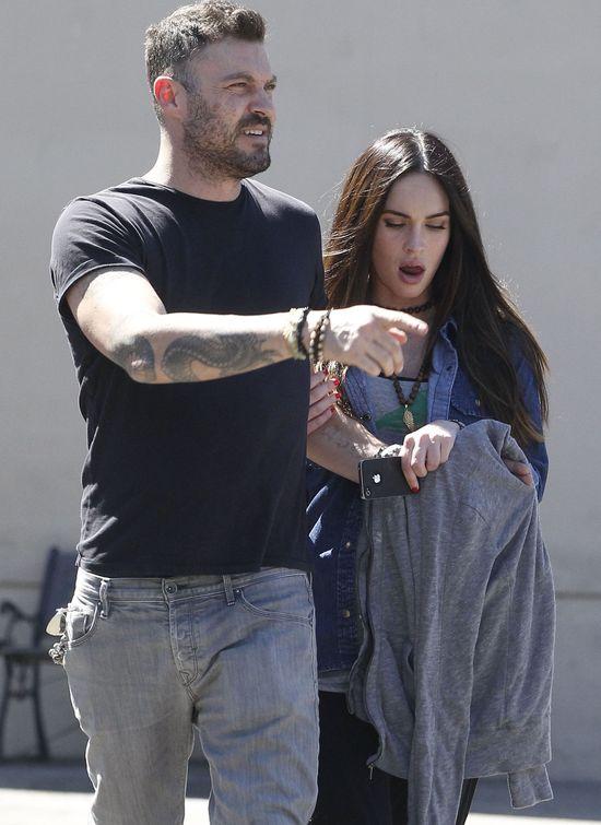 Megan Fox jest skromna: Wciąż ma 5 kilo do zrzucenia