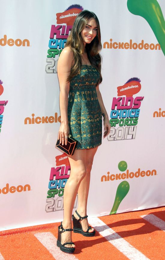 Megan Fox wcale nie mia�a zosta� aktork�