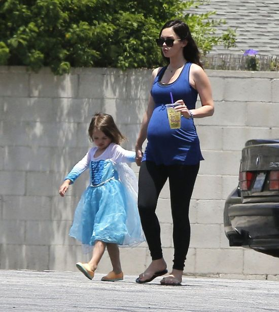 Jak Megan Fox da�a na imi� trzeciemu synkowi?