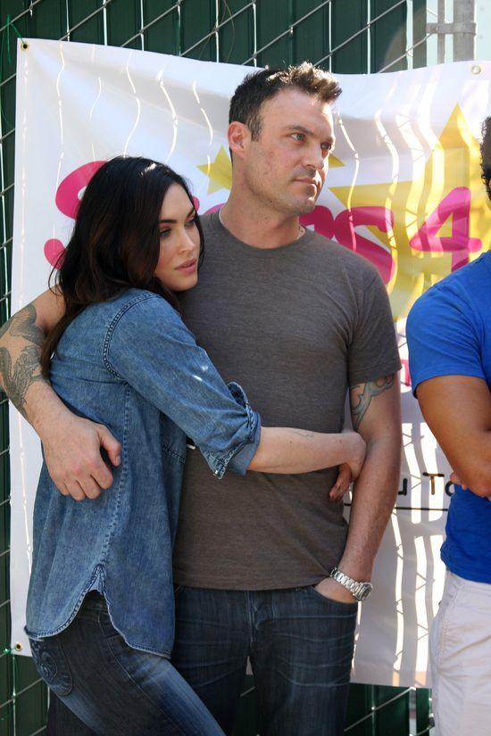 Megan Fox i jej mąż jednak wezmą ROZWÓD?