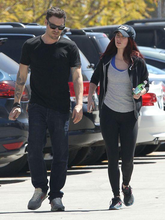 Megan Fox lubi swoje ciało po ciąży