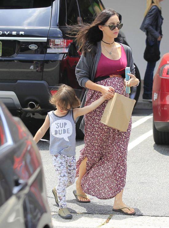 Jak Megan Fox dała na imię trzeciemu synkowi?