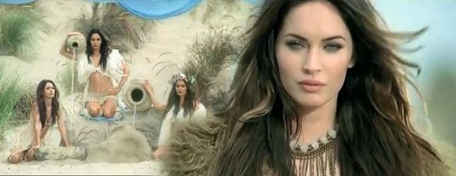 Raj na ziemi: wyspa pełna Megan Fox (VIDEO)