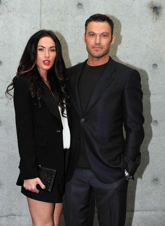 Rozwód Megan Fox i Briana Austina Greena w toku!