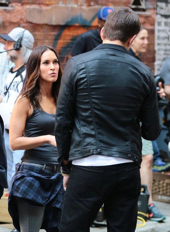 Megan Fox przesadzi�a z diet�? (FOTO)