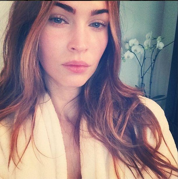 Megan Fox pokazała selfie bez makijażu (FOTO)