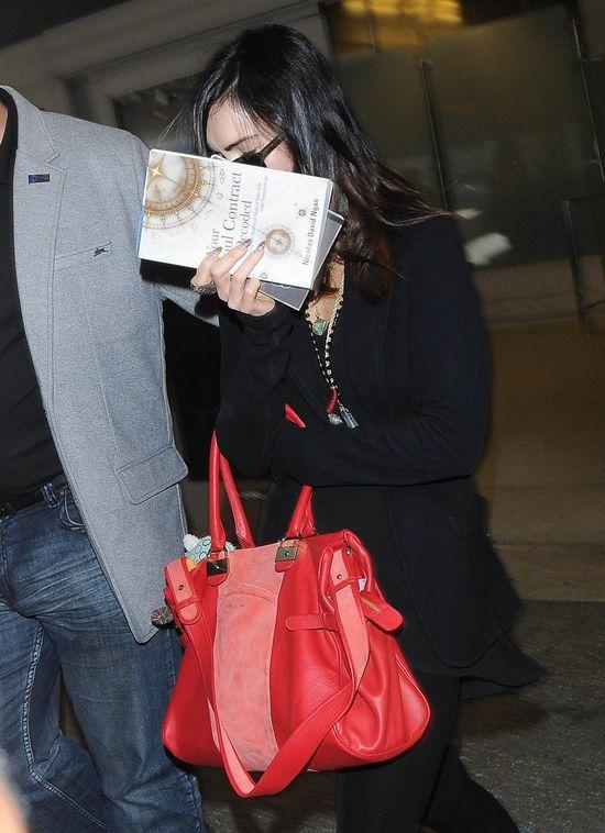Megan Fox ścięła i przefarbowała włosy (FOTO)
