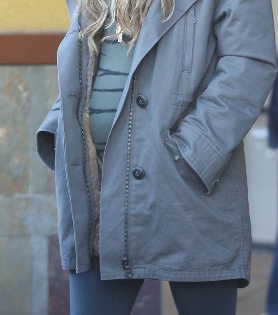 Ciąża służy Megan Fox (FOTO)