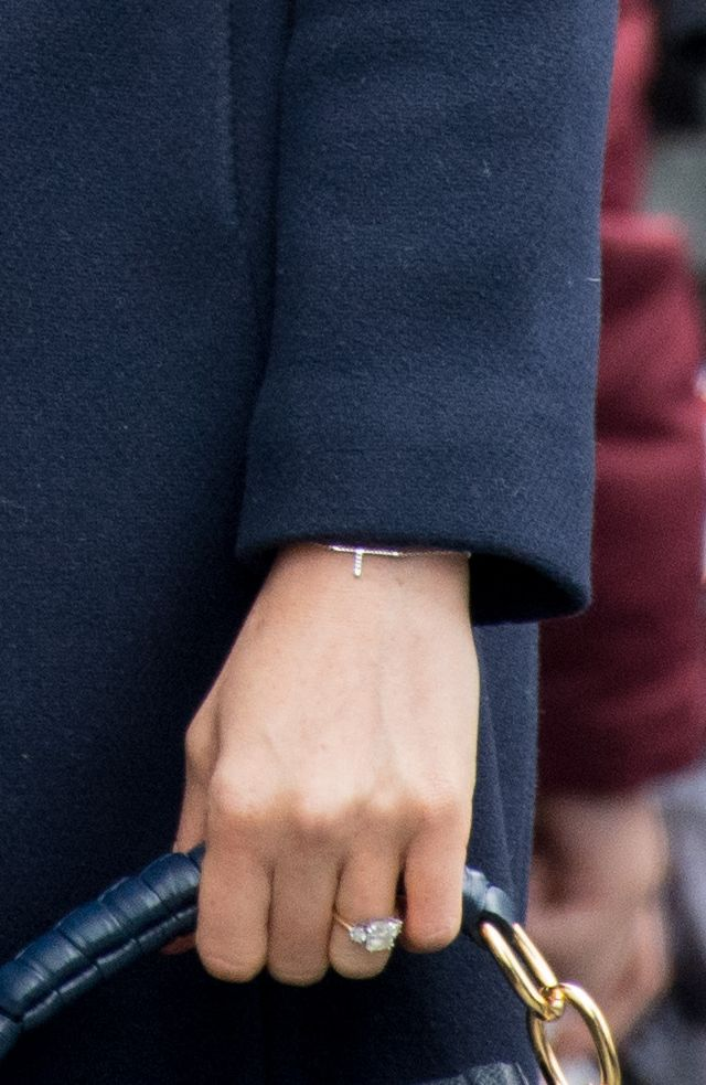 NOWA bransoletka Meghan Markle ma SPECJALNE znaczenie
