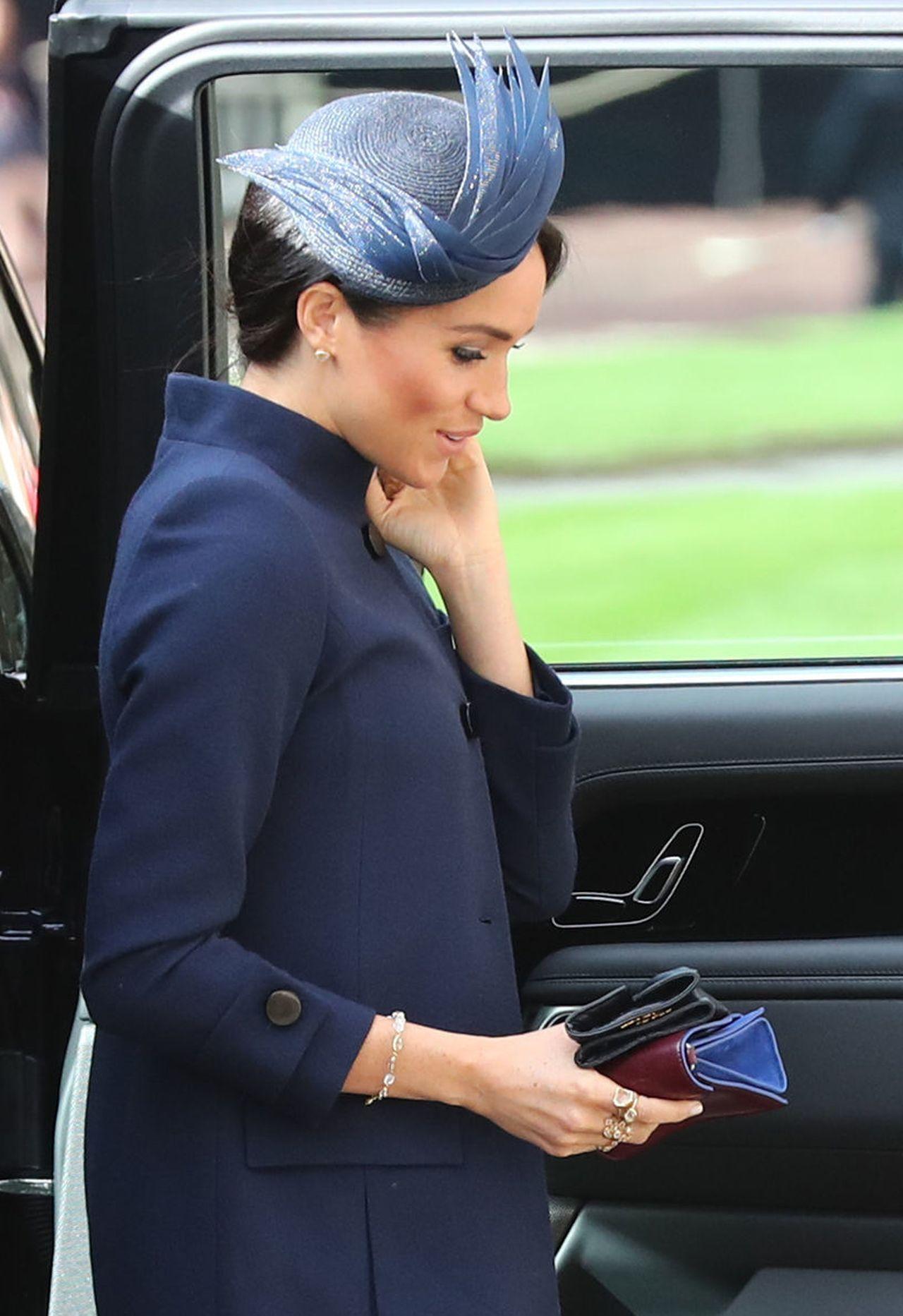TAK Meghan Markle i książę Harry powiedzieli o CIĄŻY rodzinie