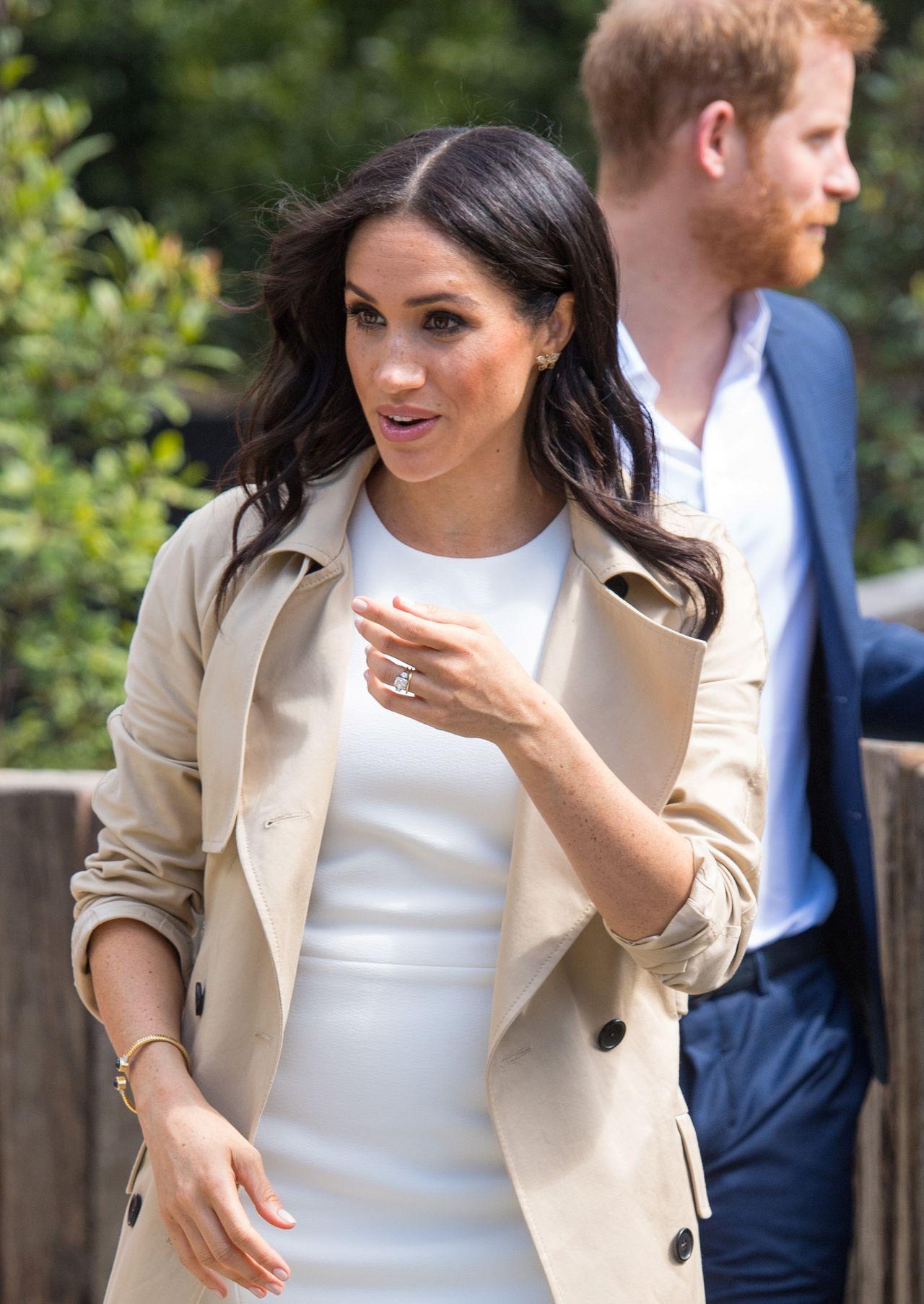 Royal baby Meghan i Harry'ego dostało już pierwszy PREZENT