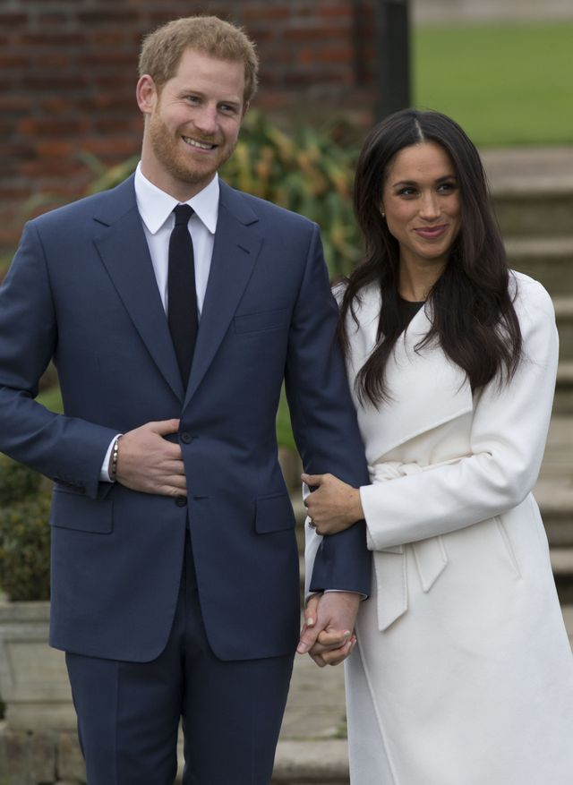 Ten ślub i zaręczyny to przez ciążę Meghan Markle?
