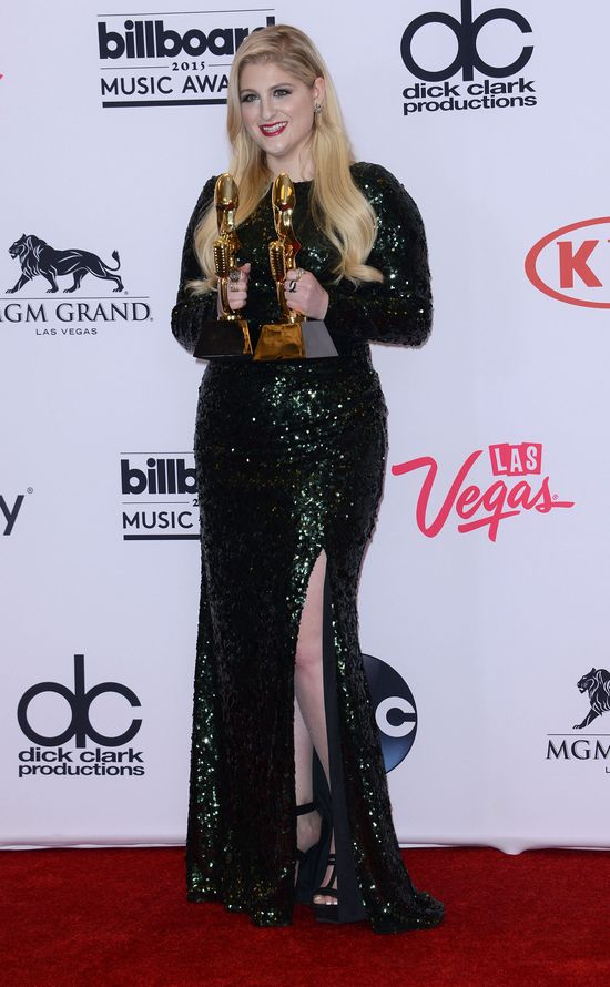 Meghan Trainor pojechała Taylor Swift?