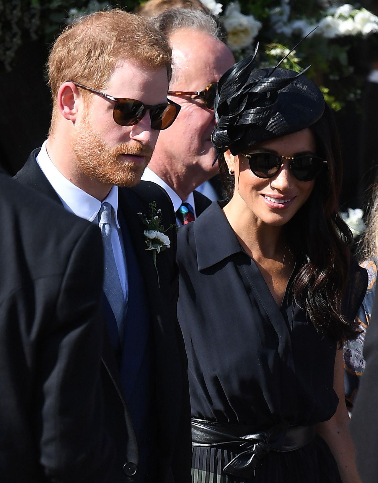 Meghan i Harry mają ZŁY wpływ na Kate i Williama?