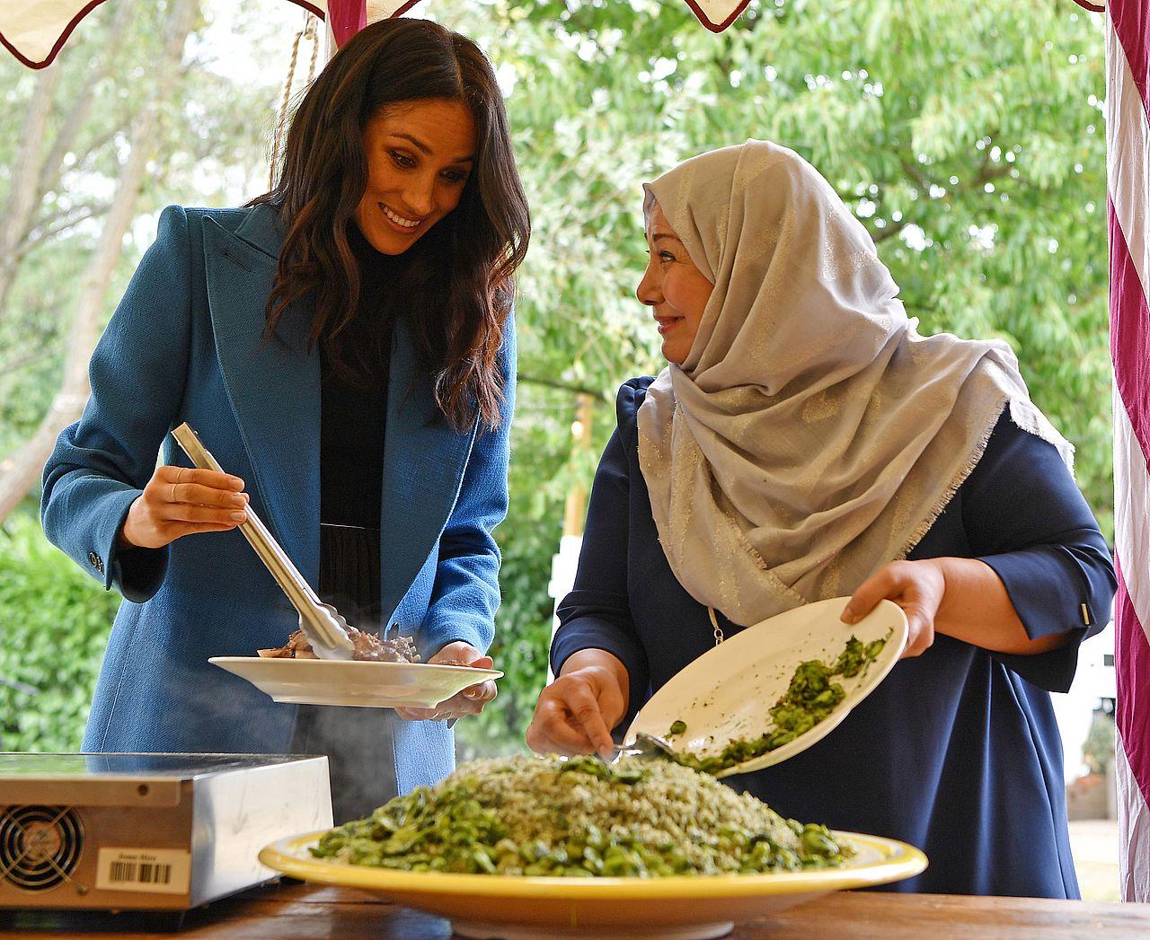Dieta księżnej Meghan - czy jest weganką?