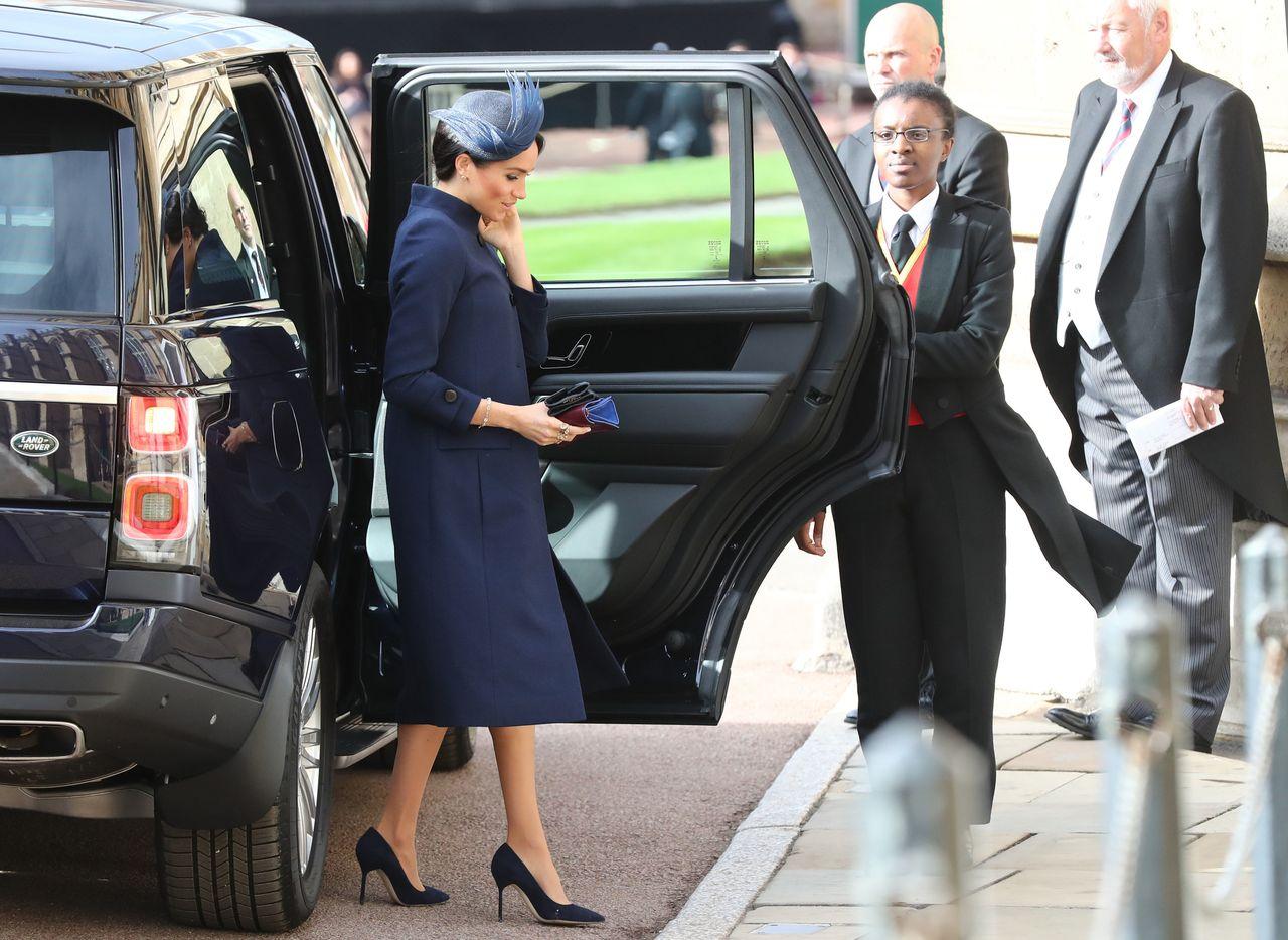 Wiemy, jak ZAREAGOWAŁA księżna Kate na ciążę Meghan Markle