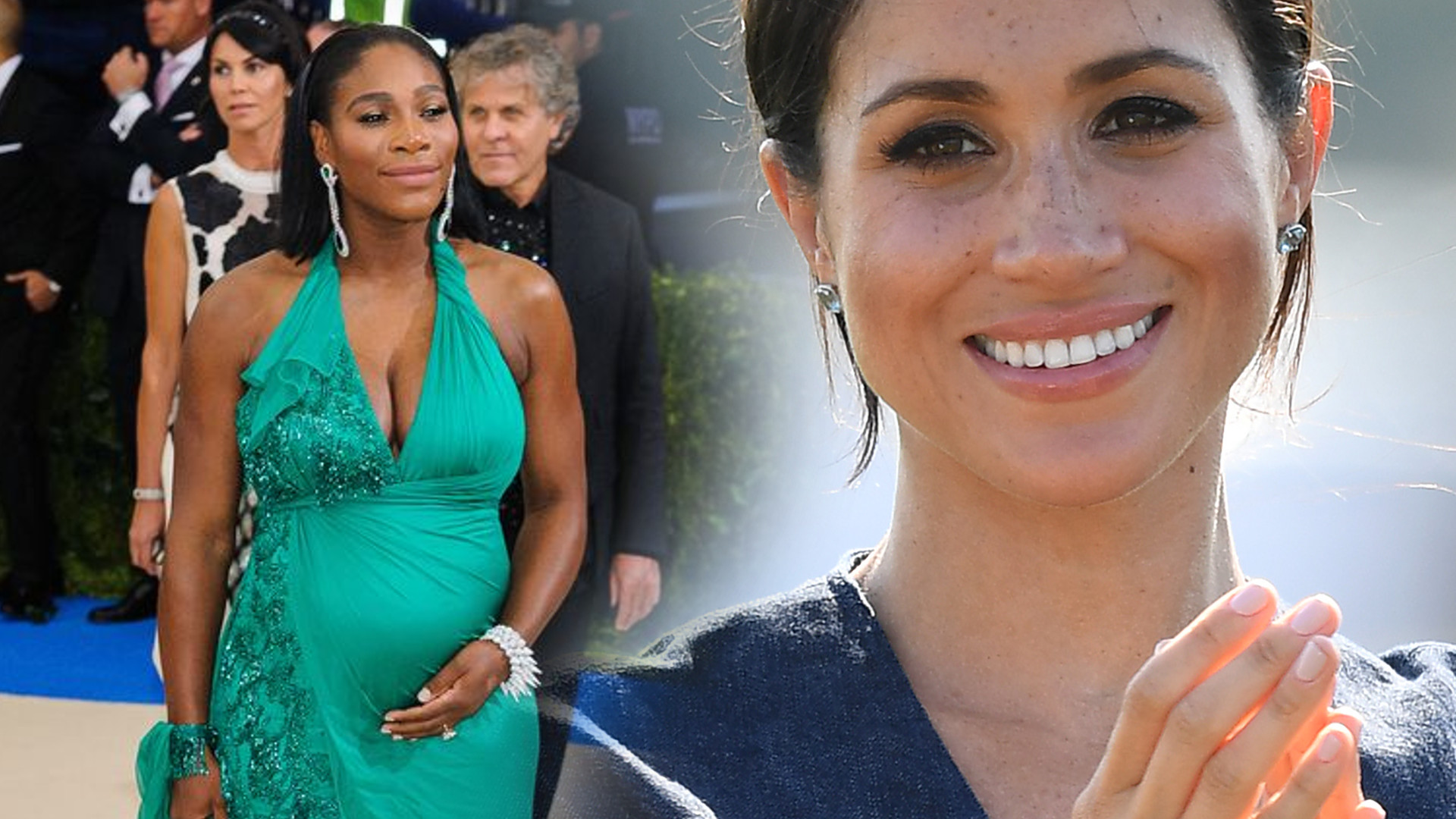Serena Williams APELUJE do Meghan Markle: PRZESTAŃ!