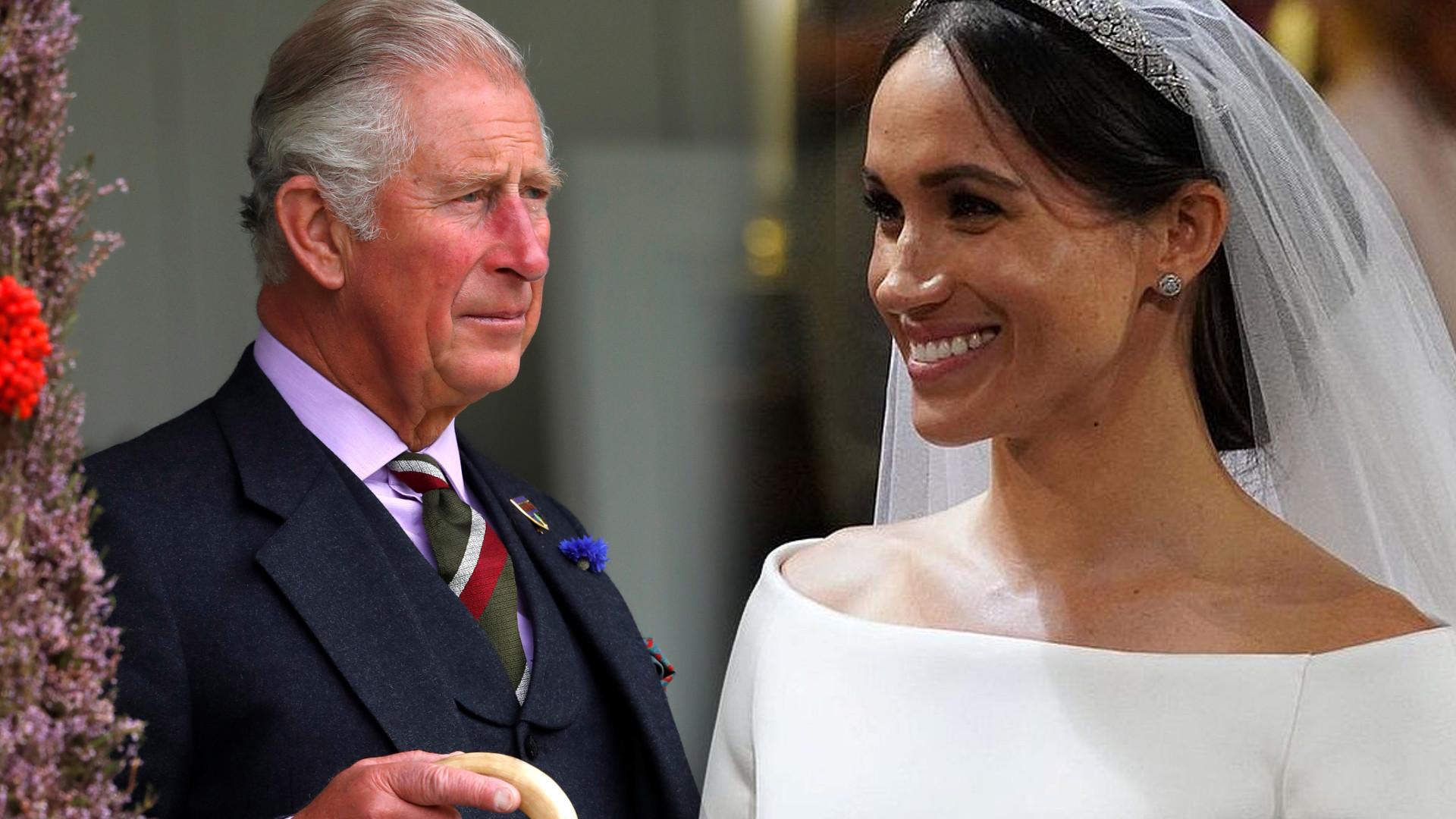 Książę Karol zrobił coś PIĘKNEGO dla Meghan – to pokazuje, jak są blisko