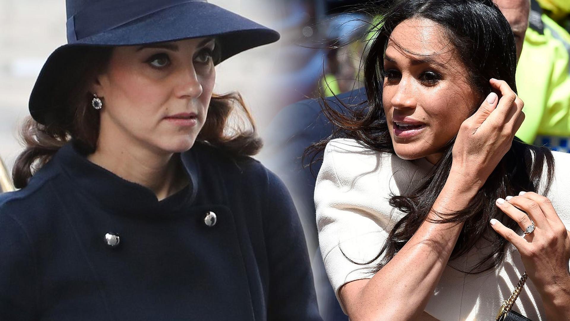 Meghan i Kate nie radzą sobie z KRYTYKĄ – pałac musiał interweniować