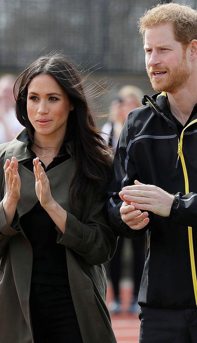 Meghan Markle i książę Harry POKŁÓCILI się! Meghan UCIEKŁA!