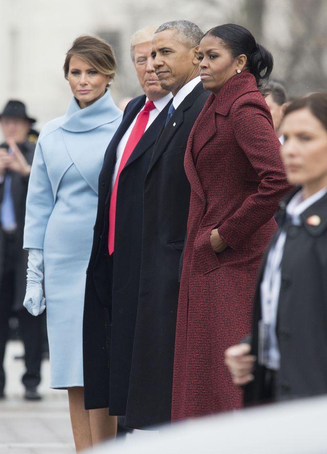 Barack Obama złapał Melanię Trump za PUPĘ? Musisz zobaczyć to zdjęcie