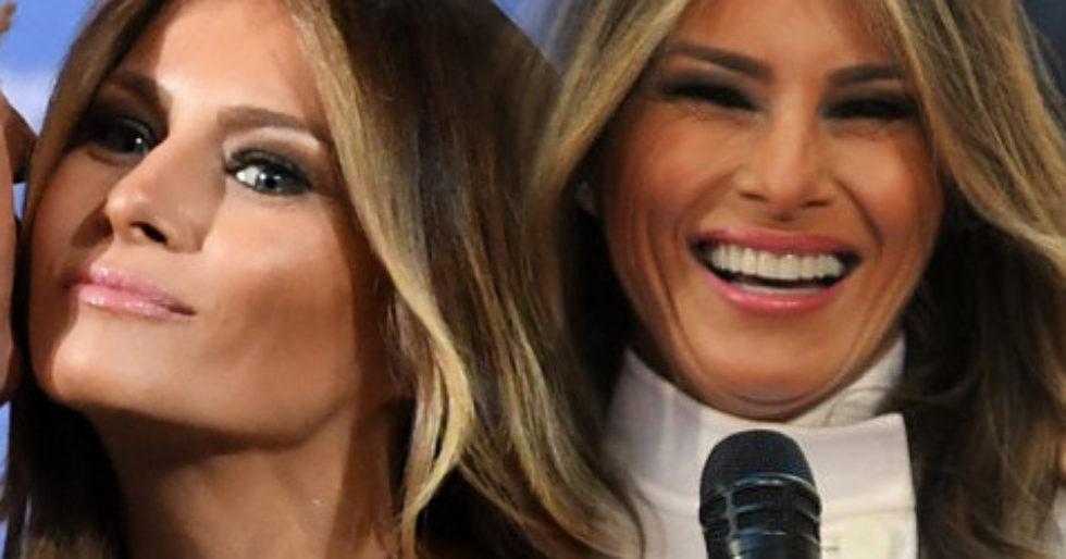 5498ca36e6d Melania Trump - kim jest Pierwsza Dama USA?