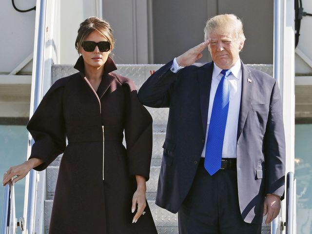 Melania Trump miała OPERACJĘ. Pozostaje w szpitalu