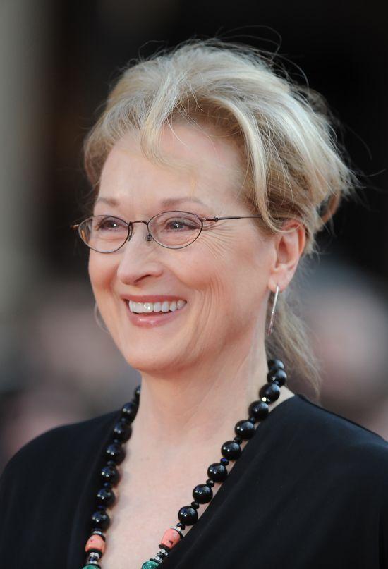 Jest tylko jedna aktorka, która mogłaby zagrać Meryl Streep