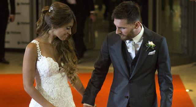 Ślub Leo Messi i Antonelli Roccuzzo – mamy ZDJĘCIA!