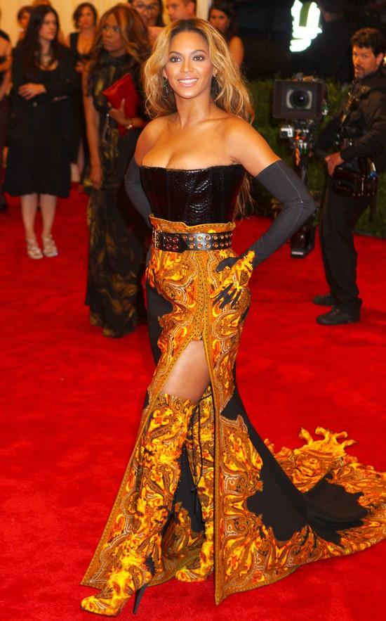 Anja Rubik o Beyonce: Mogła bardziej się postarać