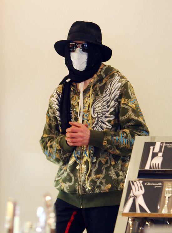 Lady Gaga chce kupić zdjecia z operacji Michaela Jacksona
