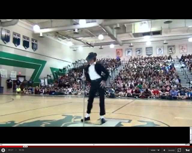 M�wi� o nim: reinkarnacja Michaela Jacksona [VIDEO]