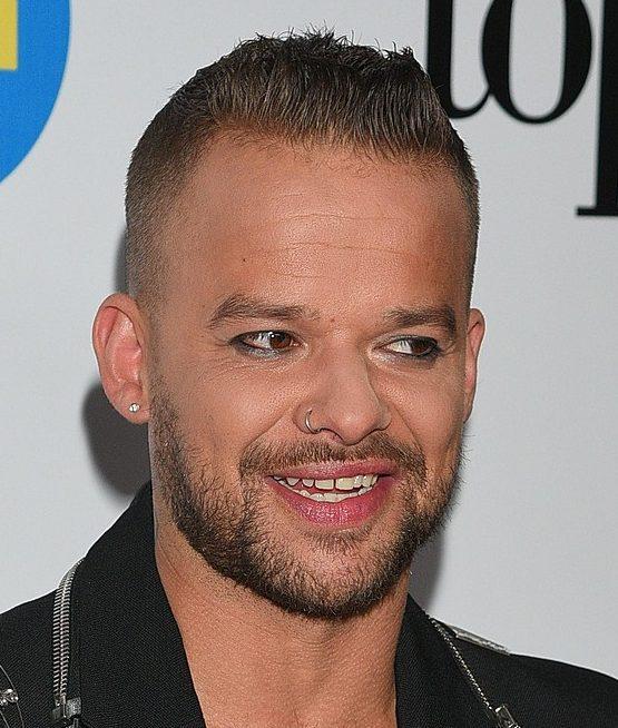 Michał Piróg w makijażu na finale Top model (FOTO)