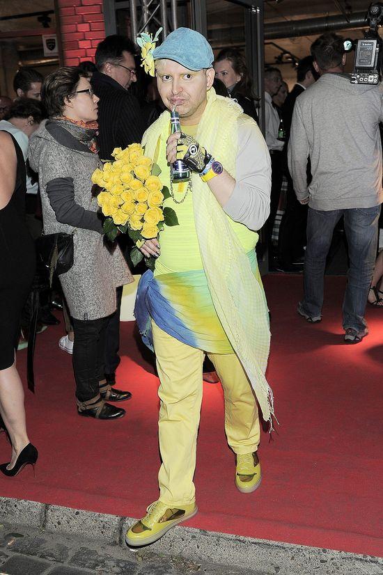 Kto przybył na pokaz Gosi Baczyńskiej? (FOTO)