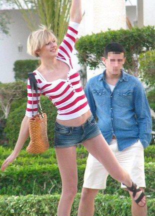 Wiemy, co robiła Michalina Manios po zakończeniu Top model