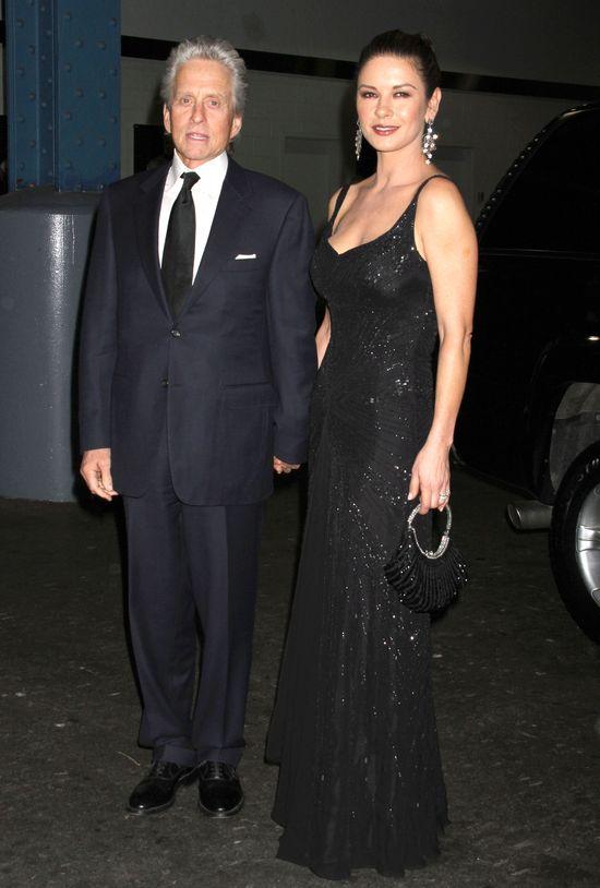 Michael Douglas i Catherine Zeta-Jones wrócili do siebie?