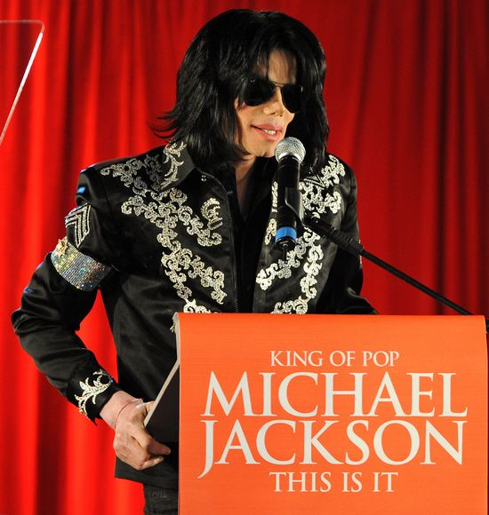 Michael Jackson by� s�aby w seksie oralnym! (VIDEO)