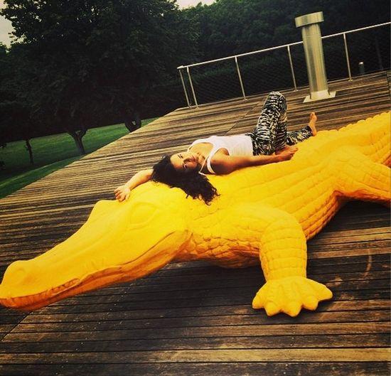 Michelle Rodriguez wypiękniała dla chłopaka! (FOTO)