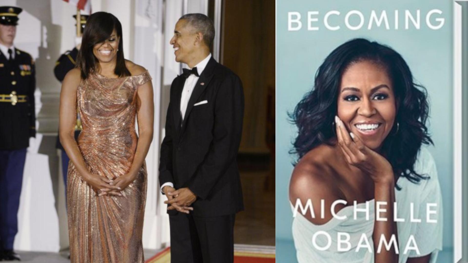 Nie uwierzycie, jak Michelle Obama poznała Baracka