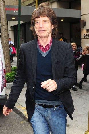 Mick Jagger i David Bowie mieli romans!