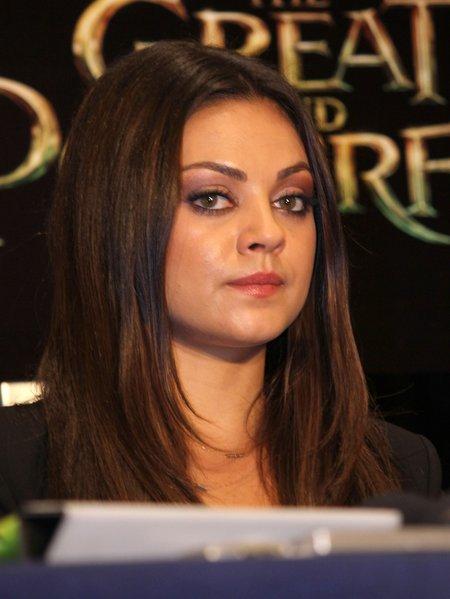 Mila Kunis jako nastolatka nie robi�a furory