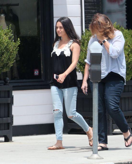Szokujące informacje na temat ciąży Mili Kunis
